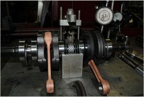 OCS 2 Stroke Machine Shop Services